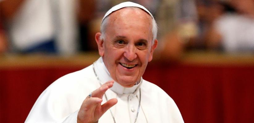 Popiežius Pranciškus šeimoms
